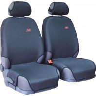 """Универсальный комплект чехлов на 2 сидения автомобиля  серия """"Эконом"""", размер Maxi"""