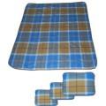 "Акриловый плед-подушка ""Plaid Pillow"", размер M  (плед 105х150, подушка 27х40)"